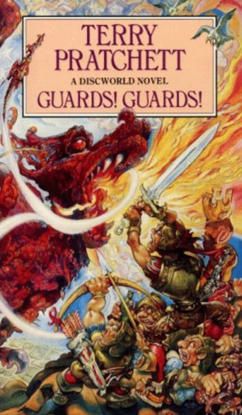 A beginners guide to Terry Pratchetts Discworld Guards Guards