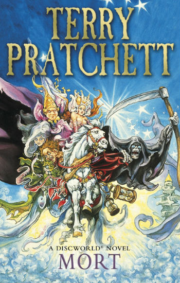 A beginners guide to Terry Pratchetts Discworld Mort