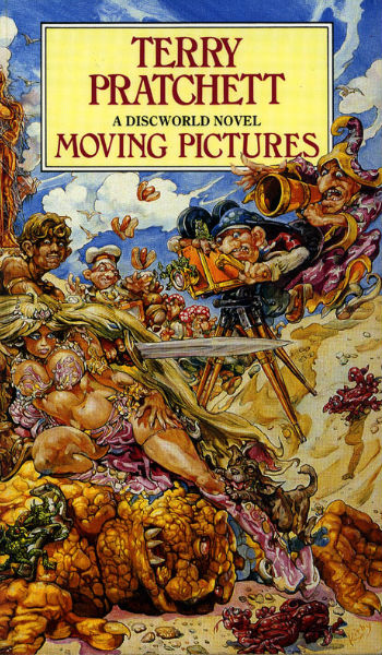A beginners guide to Terry Pratchetts Discworld Moving Pictures