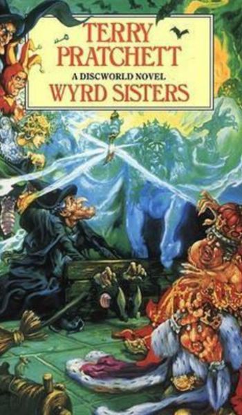 A beginners guide to Terry Pratchetts Discworld Wyrd Sisters
