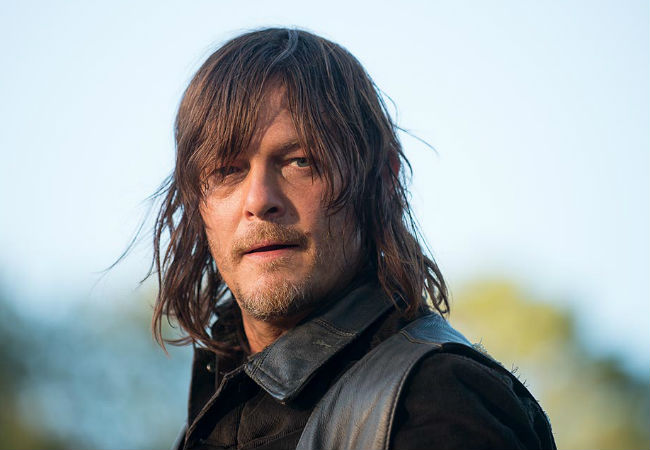 Daryl, much like the rest of us, spends a great deal of these two episodes wondering just what the hell the writers were thinking (image courtesy AMC)