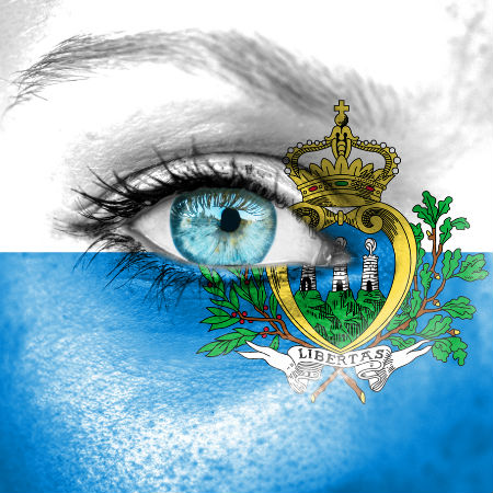 Road to Eurovision 2016 week 3 San Marino flag