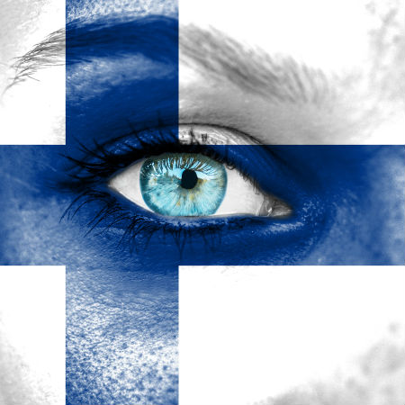 Road to Eurovision Week 2 Finland flag