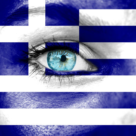 Road to Eurovision Week 2 Greece flag