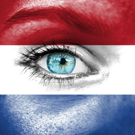 Road to Eurovision week 3 The Netherlands flag