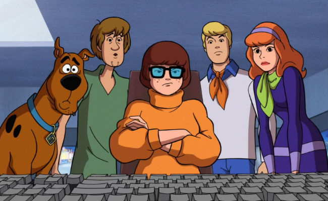 Scooby and the gang, plus a whole lot of other beloved Hanna-Barbera characters are coming back to the big screen under bold new plans announced by Warner Bros (image via Scooby Doo wiki (c) Warner bros)
