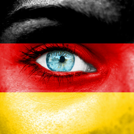 Road to Eurovision The Big Six Germany flag
