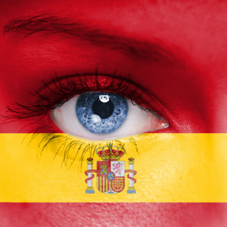 Road to Eurovision The Big Six Spain flag