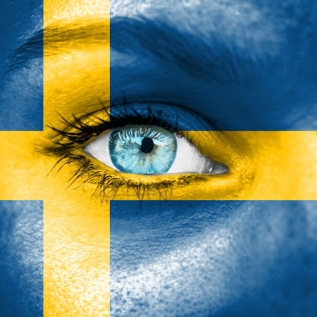 Road to Eurovision The Big Six Sweden flag