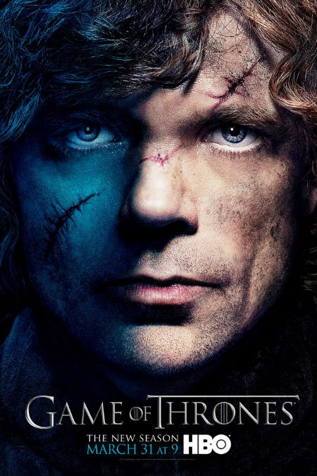 Tyrion Lannister is the best part of Game of Thrones (Sorry Brienne of Tarth, much as I love you that's just the way it is (image courtesy HBO)