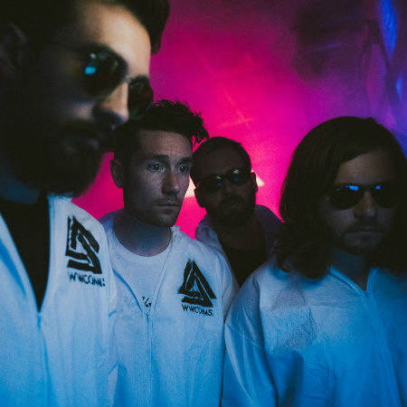 Bastille (image via official Bastille Facebook page)