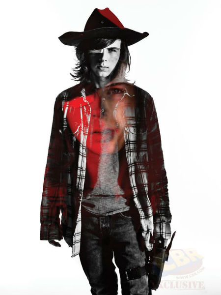 Carl (image via We Got This Covered (c) AMC)