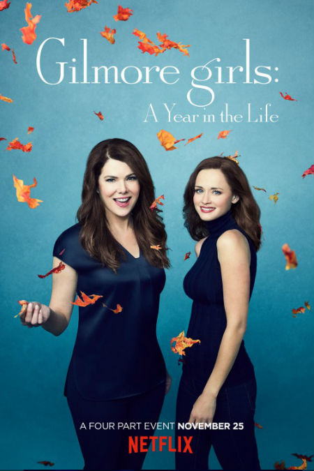 "Gilmore Girls: A Year in the Life ""Fall"" review"