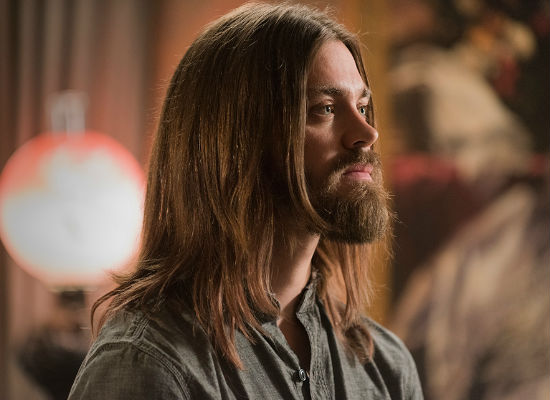 Will Jesus save them? Maybe in the old days but now? He's not entirely sure he has what it takes (image courtesy AMC)