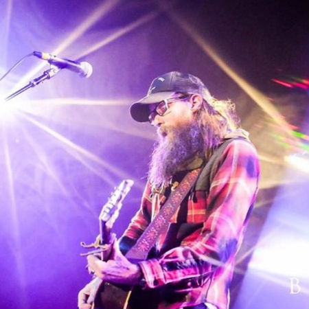 Crowder (image via official Crowder Facebook page / photo cred: B.J Smith)