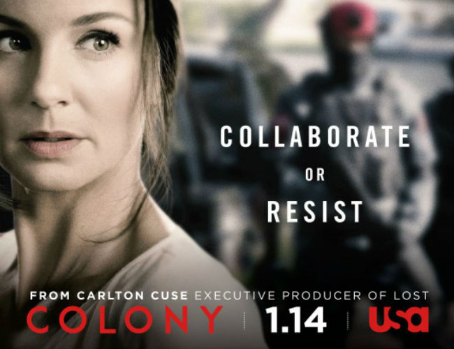 Collaborate Or Resist Thoughts On The First 3 Episodes Of Colony