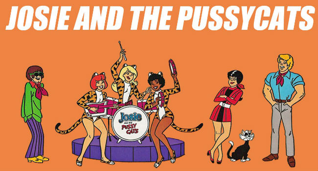 Josie And The Pussy Cats Naked