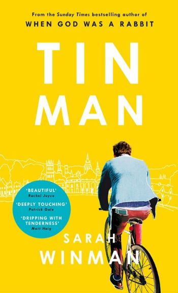 Pretty Book Cover Review ~ Book review tin man by sarah winman sparklyprettybriiiight