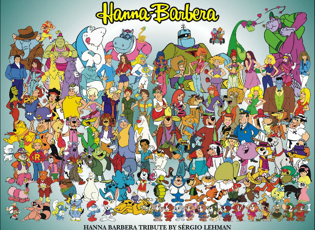 How Hanna-Barbera used simple animation to highlight music, dialogue